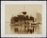 Chateau de Chillon (edition 15), Photo Etching, Photography