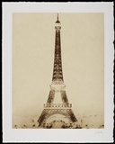 Eiffel Tower Day (edition 15), Photo Etching, Photography