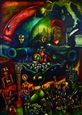 The Second Punic War<br>Acrylic on Canvas, Paintings
