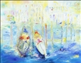 We Met in Venice&lt;br>Oil on Canvas, Paintings