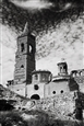 La Guerra Civil Espanola - Belchite Pueblo Viejo<br>Photographic Print on Aluminum Dibond, Photography
