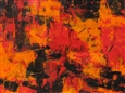 Hot Night V<br>Mixed Media on Wood, Paintings