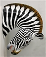 Male Grevy Zebra, right side&lt;br>Papier-mch, Sculpture