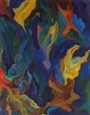 The Abyss<br>Acrylic on Canvas, Paintings