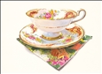 Edith's Teacup&lt;br>Giclee Print, Prints