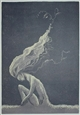 The Power of Life<br>Linoleum Engraving on Paper, Prints