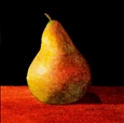 Still Life with Pear<br>Mixed Media, Paintings