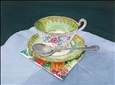 Lily's Teacup&lt;br>Giclee Print, Prints
