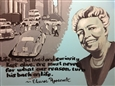 Inspiration-Eleanor<br>Acrylic on Canvas, Paintings
