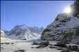 La Mer De Glace Du Mont-Blanc, Sea Ice Of Mont-Blanc<br>Photograph on Glossy Paper, Photography