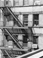 Fire Escape NYC<br>Platinum/Palladium Photograph, Photography
