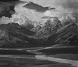 Denali |1 |Mountains |Braided River |Alaska<br>Archival Digital Pigment Print on Museum Grade Fine Art Paper, Photography