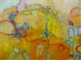 Solstice<br>Acrylic & Mixed Media on Canvas, Paintings