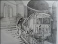 The Last Stop<br>Pencil on Paper, Drawings