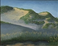 Cape Cod Dunes<br>Oil on Canvas, Paintings