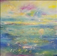 The Sky Dances&lt;br>Oil on Canvas, Paintings