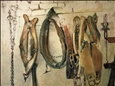 Antique Tack<br>Oil on Canvas, Paintings