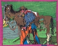 A One of a Kind Cowboy<br>Giclee Print on Canvas, Prints