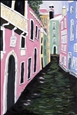 Ciao Venezia<br>Acrylic on Canvas, Paintings