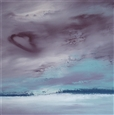 Infinity 6 *Art to Heart<br>Oil on Panel, Paintings