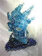 Mercurian Wave<br>Glass 3D, Sculpture
