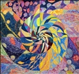 Collapse of the Universe&lt;br>Tempera on Canvas, Paintings