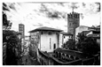 Ancient Italy Town<br>Giclee Print on Paper, Photography