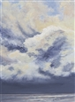 Sky/Clouds: For Joyce<br>Oil on Canvas, Paintings