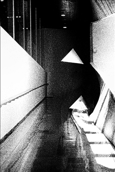 Shifra Levyathan - Corners and Angles #7 Photographic Print, Photography